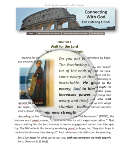 Introduction for how to connect with God for strength